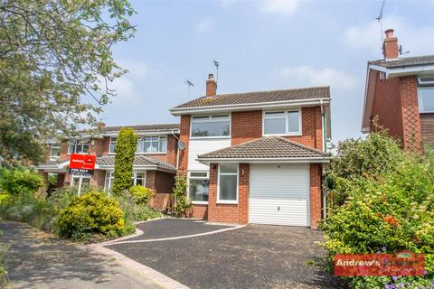 3 bedroom detached house for sale - Greenfields Drive, Little Neston, Neston
