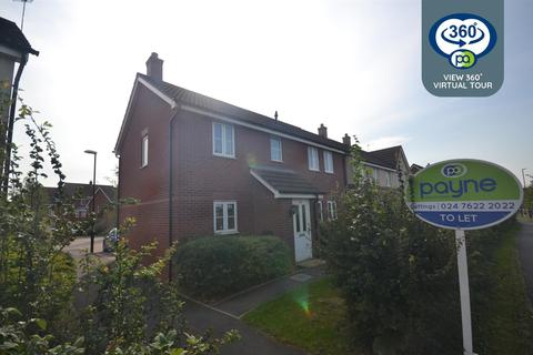2 bedroom coach house - Humber Road, Stoke, Coventry