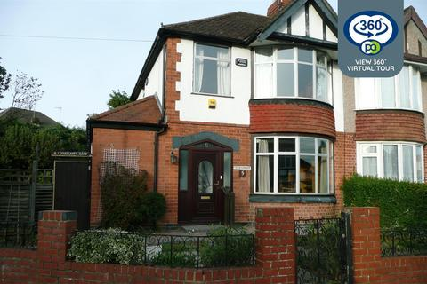 3 bedroom semi-detached house to rent - Ulverscroft Road, Coventry