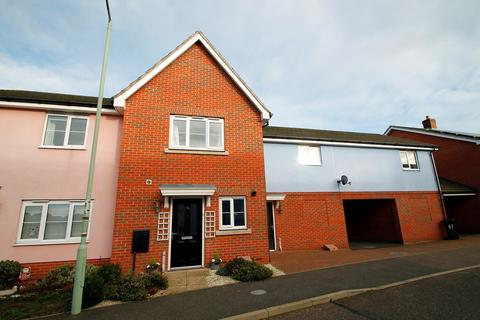 2 bedroom detached house for sale - Buzzard Rise, Stowmarket, IP14