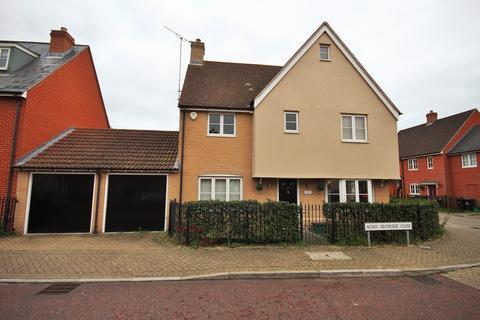 4 bedroom detached house for sale - Agnes Silverside Close, Colchester, CO2
