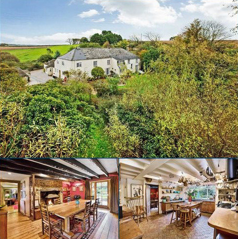 6 bedroom detached house for sale - Cornworthy, Devon, TQ9