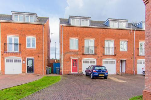 4 bedroom end of terrace house for sale - Ragnall Close, Thornhill, Cardiff