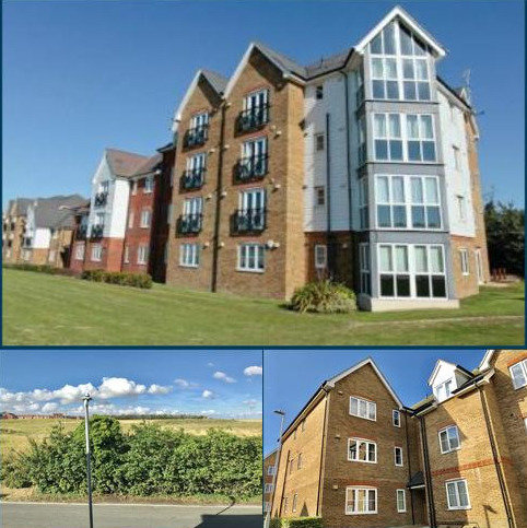 2 bedroom apartment to rent - Wherry Close, Margate