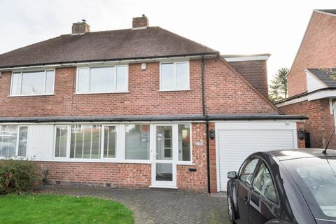 4 bedroom semi-detached house for sale - Heath Road South, Bournville Village Trust, Northfield, B31