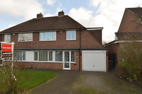 4 bedroom semi-detached house for sale - Heath Road South, Bournville Village Trust, Northfield, B31