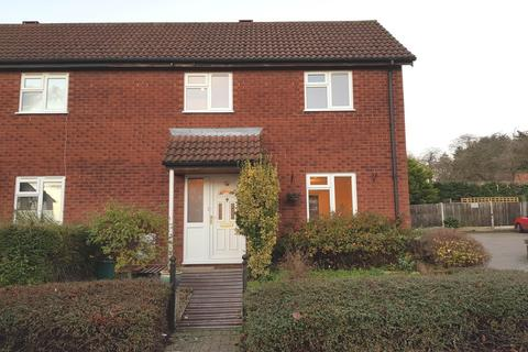 2 bedroom end of terrace house to rent - Nightingale Close, Taverham