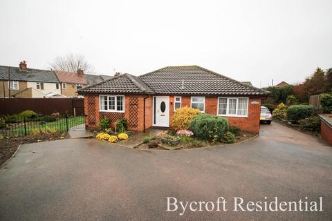 3 bedroom detached bungalow for sale - Walcott Walk, Pakefield, Lowestoft