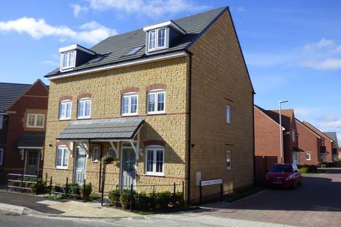 3 bedroom semi-detached house to rent - Greycing Street, St Andrews Ridge, Swindon