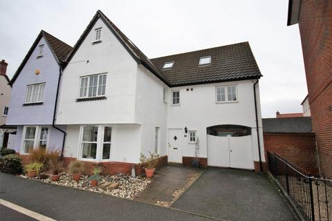 5 bedroom semi-detached house for sale - Abell Way, Chancellor Park