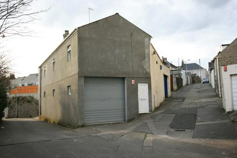Garage for sale - Crantock Terrace, Milehouse, Plymouth