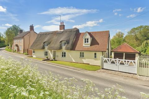 4 bedroom cottage for sale - Moor End, Great Sampford, Saffron Walden