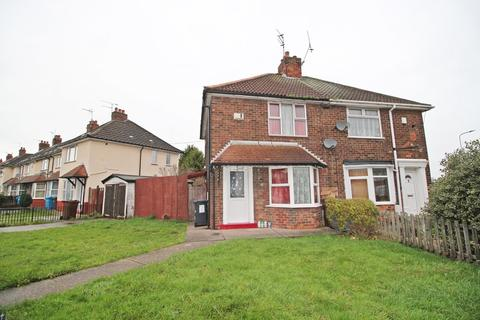 2 bedroom semi-detached house for sale - Wingfield Road, Hull