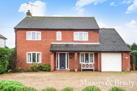 4 bedroom detached house for sale - Heath Road, Lyng