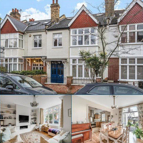 6 bedroom terraced house for sale - Stile Hall Gardens, Chiswick