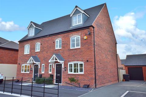 4 bedroom semi-detached house for sale - Chilham Way, Boulton Moor, Derby