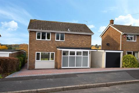 3 bedroom detached house for sale - Crabtree Close, Allestree, Derby
