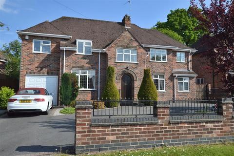 4 bedroom detached house for sale - Evans Avenue, Allestree Park, Derby