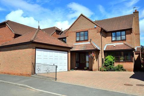 4 bedroom detached house for sale - Quarndon View, Allestree, Derby