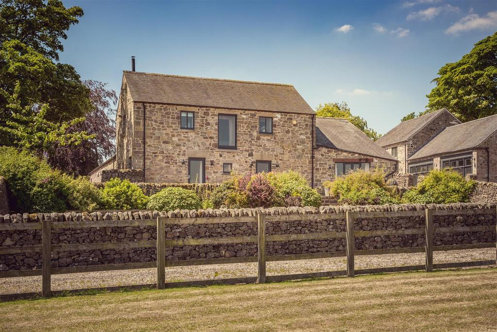 5 Bedrooms Detached House for sale in Bolehill, Matlock
