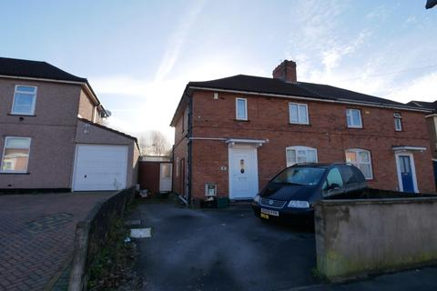3 bedroom semi-detached house for sale - Daventry Road, Knowle, Bristol, BS4 1DQ