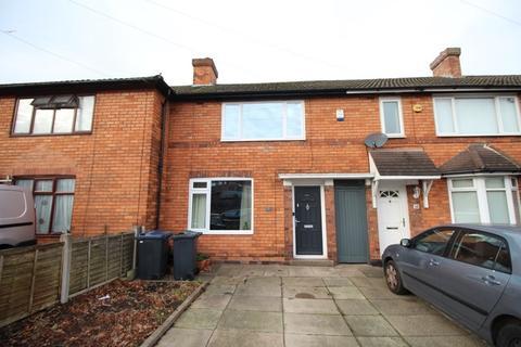 2 bedroom terraced house for sale - Pitmaston Road, Hall Green, Birmingham