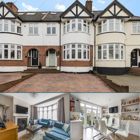 4 bedroom terraced house for sale - Hill Close, Chislehurst