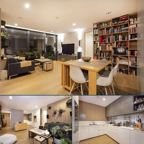 2 bedroom flat for sale - Plimsoll Building, 1 Handyside Street, London, N1C
