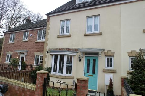 4 bedroom townhouse to rent - Clos Sant Pedr, Cockett, Swansea. SA2 OFX