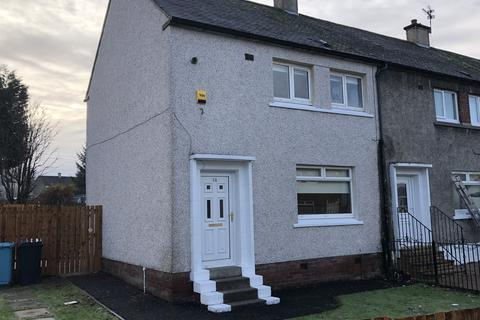 2 bedroom end of terrace house to rent - Tamarack Crescent, Viewpark, Uddingston G71