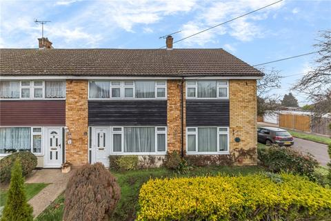 4 bedroom end of terrace house for sale - Garden Road, Woolmer Green, Knebworth, Hertfordshire