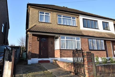 3 bedroom semi-detached house for sale - Ethelburga Road, Harold Wood, Romford, RM3