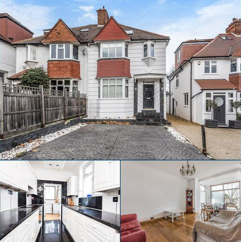 4 bedroom semi-detached house for sale - Augustus Road, Southfields