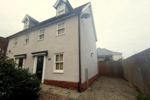 3 bedroom semi-detached house for sale - Coggeshall Road