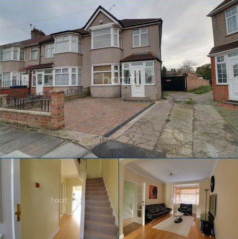 3 bedroom end of terrace house for sale - Southall
