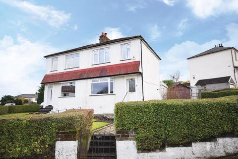 2 bedroom semi-detached house for sale - Rockmount Avenue, Thornliebank, Glasgow, G46 7BW