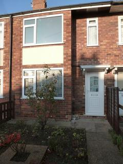 2 bedroom terraced house to rent - Coronation Road South, Hull HU5