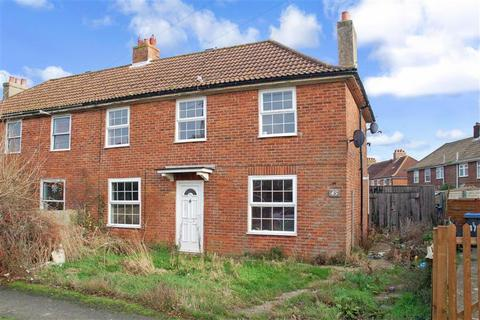 3 bedroom semi-detached house for sale - St. Johns Road, Elvington, Dover, Kent