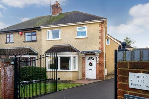 1 bedroom apartment for sale - Flat 1, Fairfax Road, Oxford, Oxfordshire