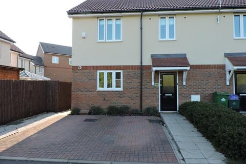 2 bedroom end of terrace house for sale - Sorbus Road, Broxbourne, EN10