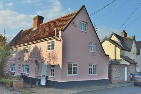 3 bedroom cottage for sale - The Street, Redgrave