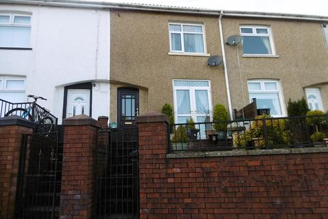 2 bedroom terraced house to rent - Woodside Crescent, Ebbw Vale, Blaenau Gwent.