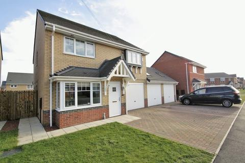 4 bedroom detached house for sale - Diamond Road, Thornaby, Stockton, TS17 8DD