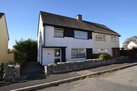 3 bedroom semi-detached house for sale - Drakes Park, Bere Alston