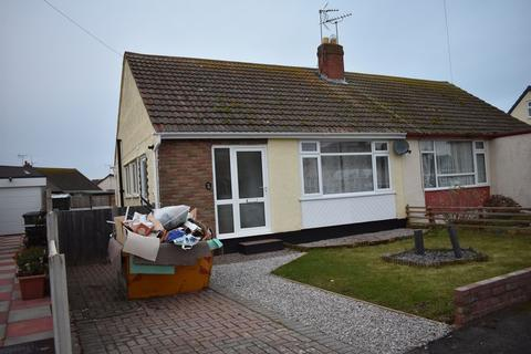 2 bedroom semi-detached bungalow for sale - Lon Y Cyll, Pensarn
