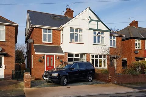 4 bedroom semi-detached house for sale - Ashwood Road, Exeter
