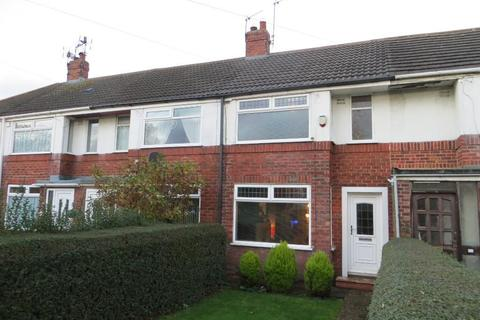 2 bedroom terraced house to rent - Wold Road, Hull, HU5 5XG
