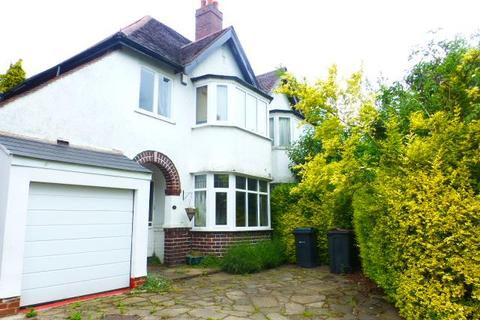3 bedroom semi-detached house to rent - Oaklands Avenue, Harborne, Birmingham, B17 9TU