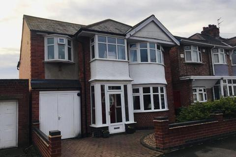4 bedroom detached house for sale - Kirkland Road, Off Narborough Road South, Leicester, Leicestershire, LE3 2JP