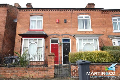 2 bedroom terraced house to rent - Gordon Road, Harborne, B17